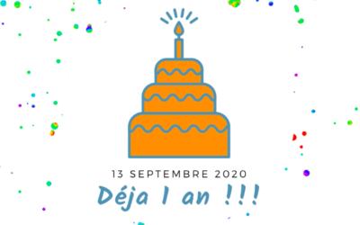 Le Baudet vous invite à son premier anniversaire !