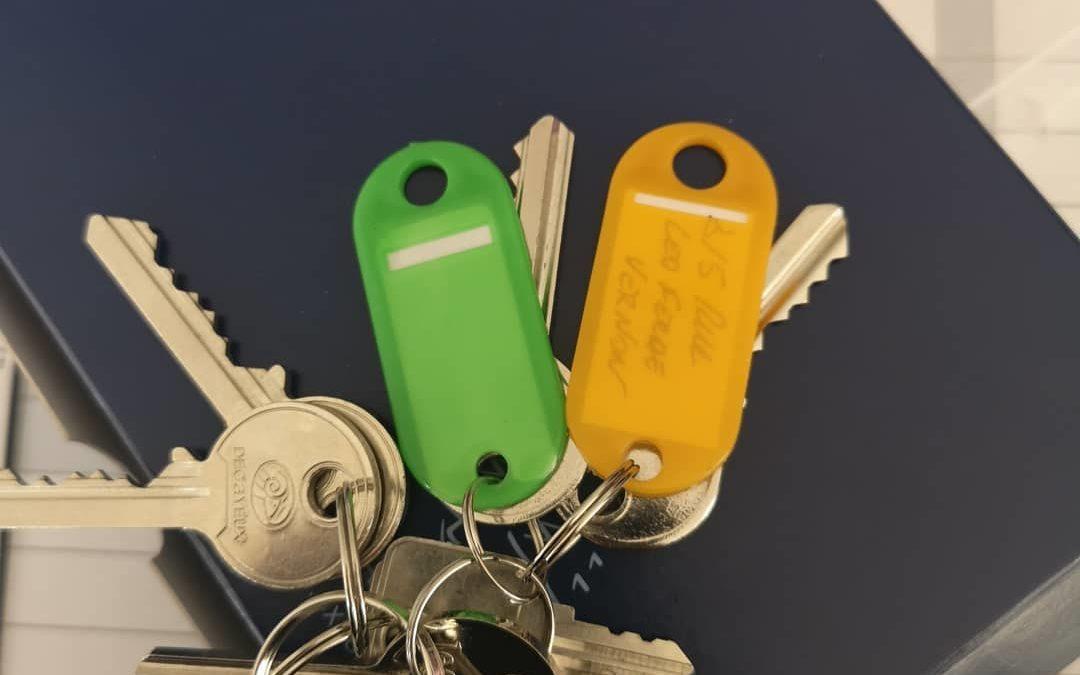 On a les clés !