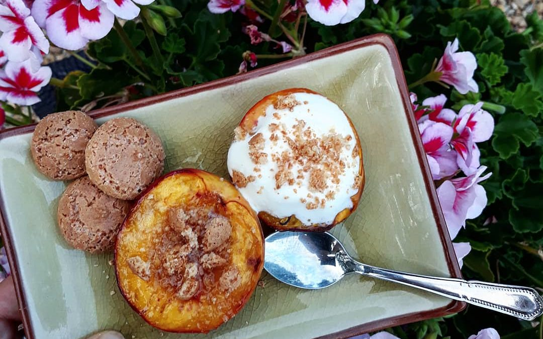 RECETTE DU MOMENT – Les abricots au four